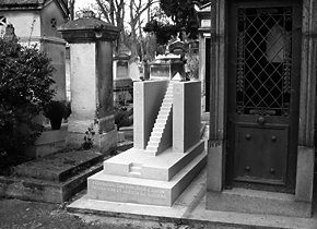 tombe Pere Lachaise
